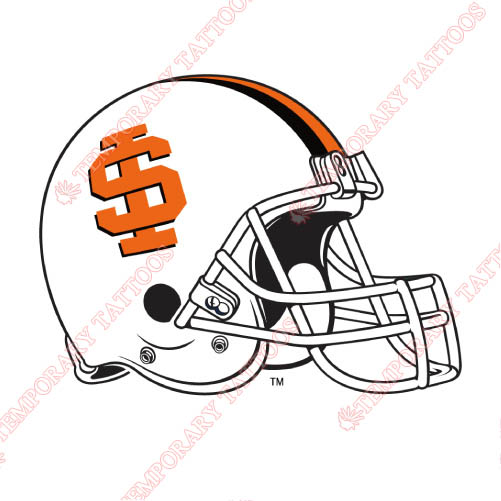 Idaho State Bengals Customize Temporary Tattoos Stickers NO.4588