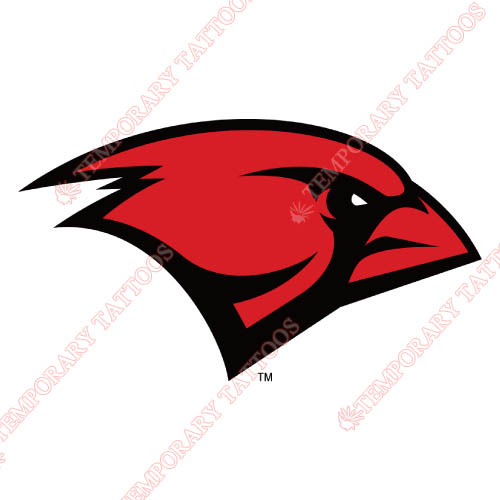 Incarnate Word Cardinals Customize Temporary Tattoos Stickers NO.4620
