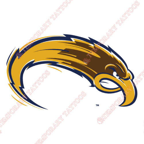 Kent State Golden Flashes Customize Temporary Tattoos Stickers NO.4741