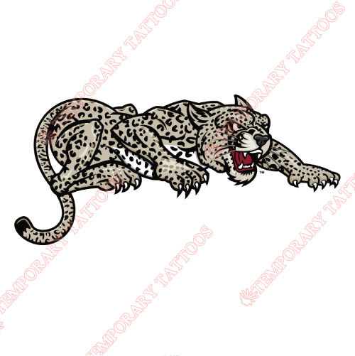 Lafayette Leopards Customize Temporary Tattoos Stickers NO.4765