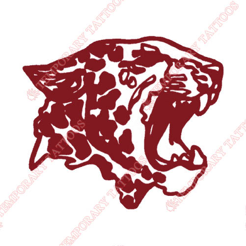 Lafayette Leopards Customize Temporary Tattoos Stickers NO.4767