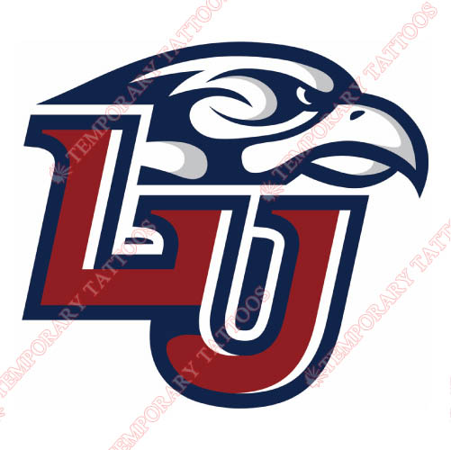 Liberty Flames Customize Temporary Tattoos Stickers NO.4790