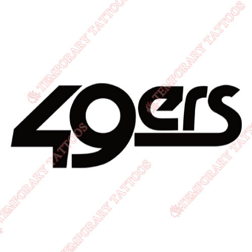 Long Beach State 49ers Customize Temporary Tattoos Stickers NO.4804