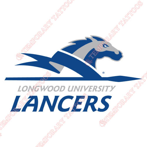 Longwood Lancers Customize Temporary Tattoos Stickers NO.4813