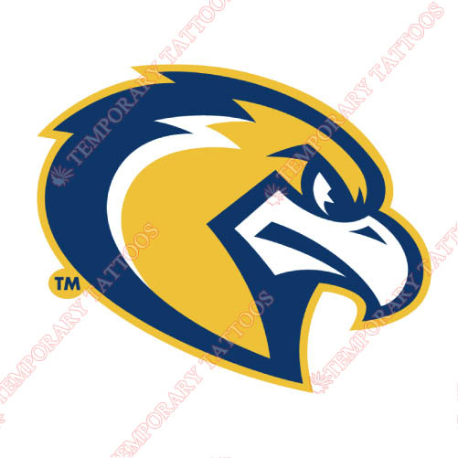 Marquette Golden Eagles Customize Temporary Tattoos Stickers NO.4969