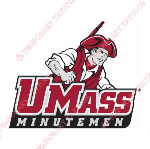 Massachusetts Minutemen Customize Temporary Tattoos Stickers NO.5006