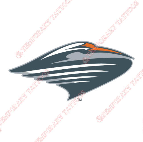 Miami Hurricanes Customize Temporary Tattoos Stickers NO.5039