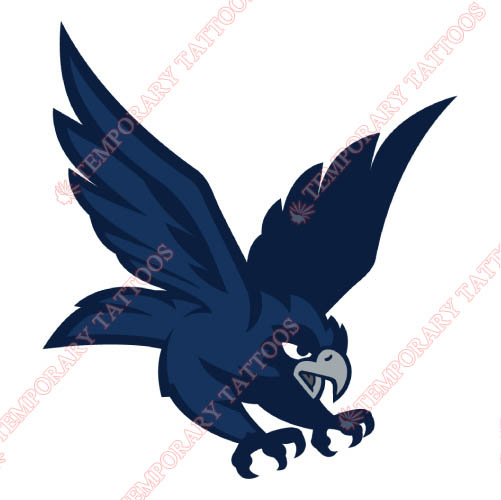 Monmouth Hawks Customize Temporary Tattoos Stickers NO.5158