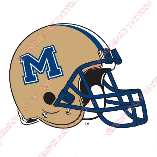 Montana State Bobcats Customize Temporary Tattoos Stickers NO.5186