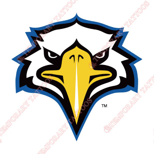 Morehead State Eagles Customize Temporary Tattoos Stickers NO.5188