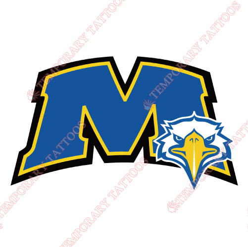 Morehead State Eagles Customize Temporary Tattoos Stickers NO.5191
