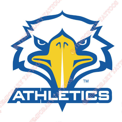 Morehead State Eagles Customize Temporary Tattoos Stickers NO.5195