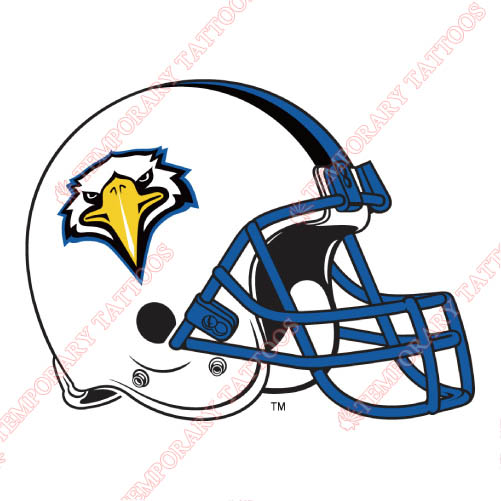 Morehead State Eagles Customize Temporary Tattoos Stickers NO.5196