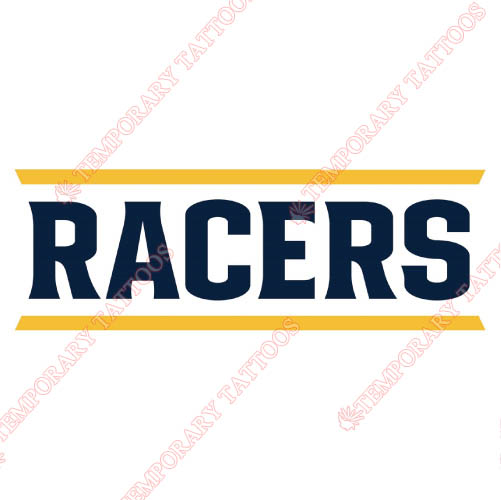 Murray State Racers Customize Temporary Tattoos Stickers NO.5216