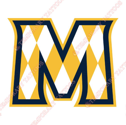 Murray State Racers Customize Temporary Tattoos Stickers NO.5218