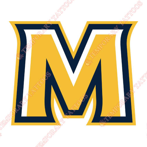 Murray State Racers Customize Temporary Tattoos Stickers NO.5219