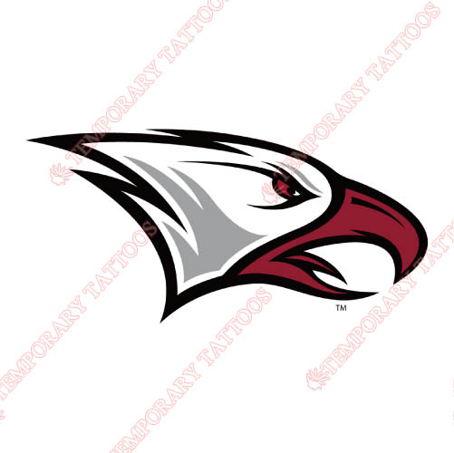 NCCU Eagles Customize Temporary Tattoos Stickers NO.5372