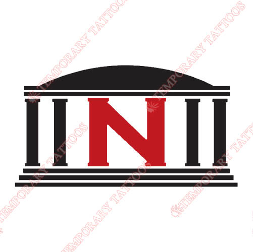 Nebraska Cornhuskers Customize Temporary Tattoos Stickers NO.5379