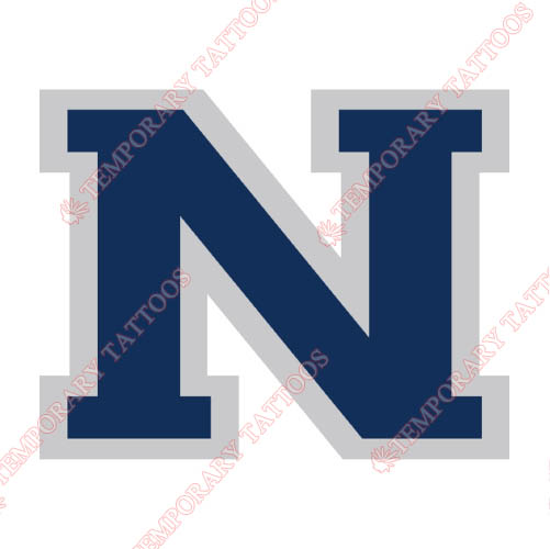 Nevada Wolf Pack Customize Temporary Tattoos Stickers NO.5402