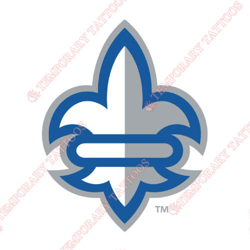 New Orleans Privateers Customize Temporary Tattoos Stickers NO.5451