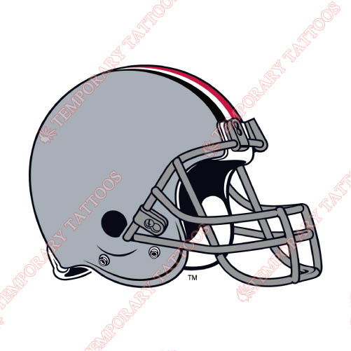 Ohio State Buckeyes Customize Temporary Tattoos Stickers NO.5761