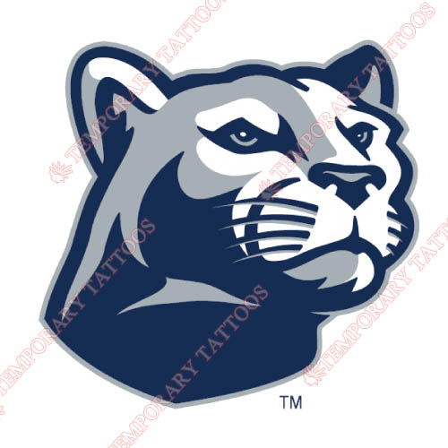 Penn State Nittany Lions Customize Temporary Tattoos Stickers NO.5862