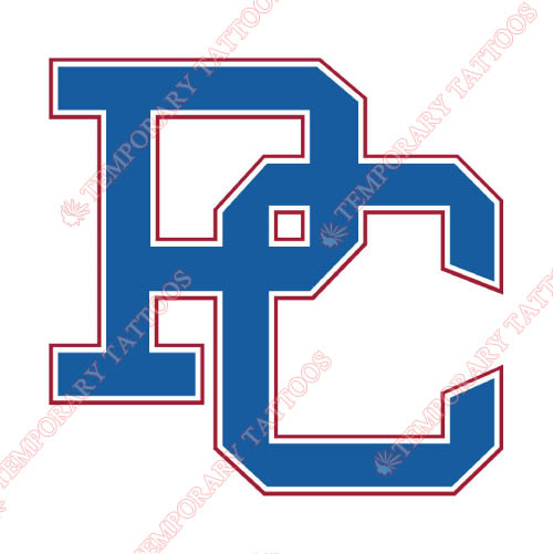 Presbyterian Blue Hose Customize Temporary Tattoos Stickers NO.5922
