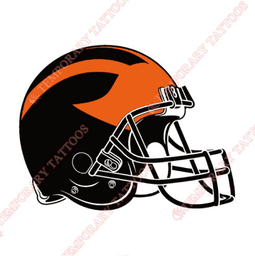 Princeton Tigers Customize Temporary Tattoos Stickers NO.5931