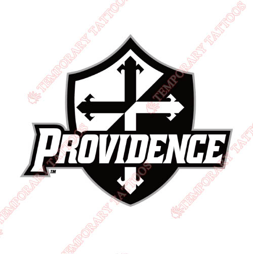 Providence Friars Customize Temporary Tattoos Stickers NO.5939