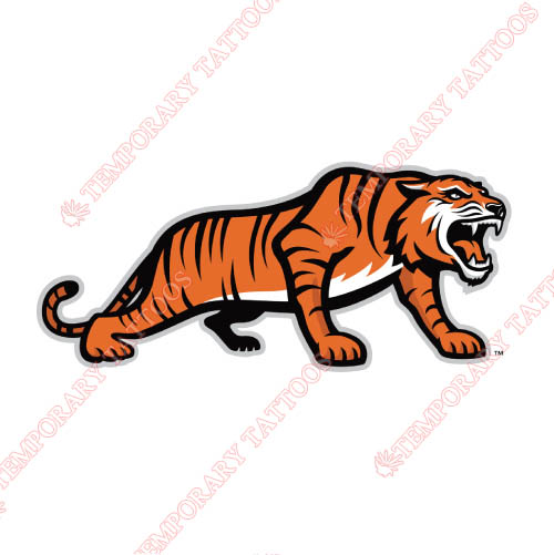 RIT Tigers Customize Temporary Tattoos Stickers NO.6013