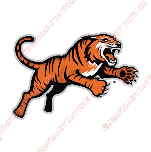 RIT Tigers Customize Temporary Tattoos Stickers NO.6014