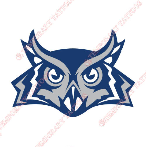 Rice Owls Customize Temporary Tattoos Stickers NO.5988