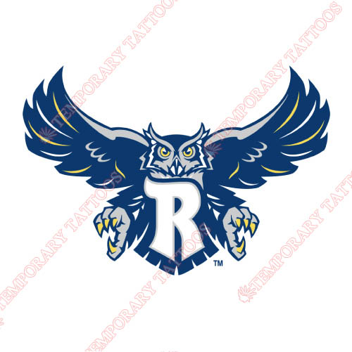 Rice Owls Customize Temporary Tattoos Stickers NO.5996