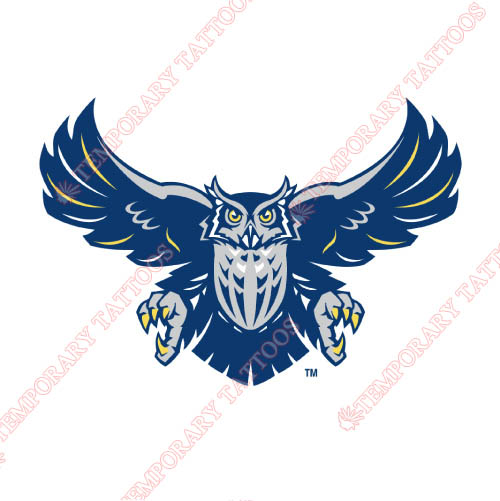 Rice Owls Customize Temporary Tattoos Stickers NO.5997