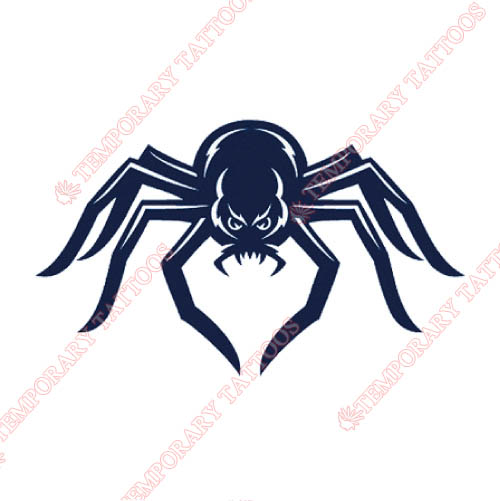 Richmond Spiders Customize Temporary Tattoos Stickers NO.5999