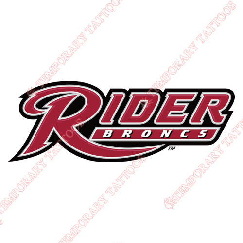 Rider Broncs Customize Temporary Tattoos Stickers NO.6008