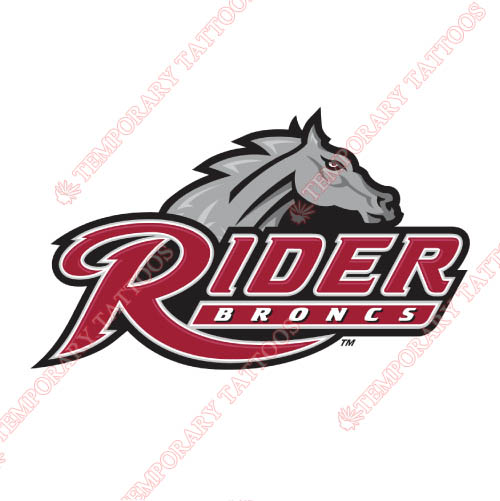 Rider Broncs Customize Temporary Tattoos Stickers NO.6009