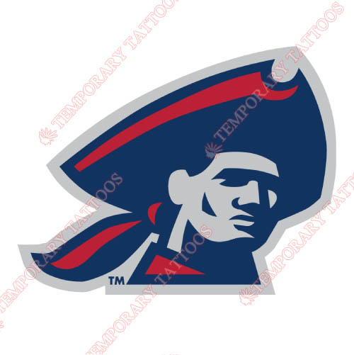 Robert Morris Colonials Customize Temporary Tattoos Stickers NO.6028