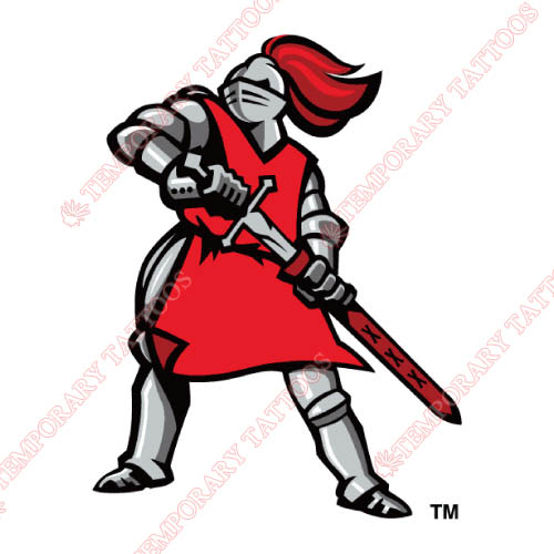 Rutgers Scarlet Knights Customize Temporary Tattoos Stickers NO.6041
