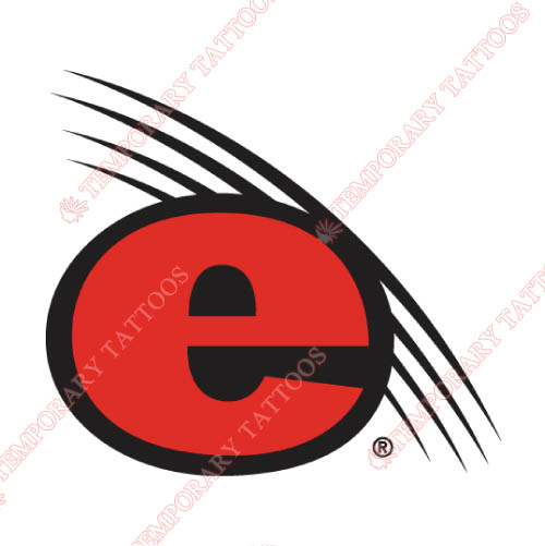 SIU Edwardsville Cougars Customize Temporary Tattoos Stickers NO.6176