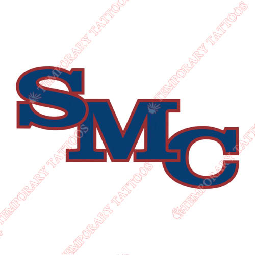 Saint Marys Gaels Customize Temporary Tattoos Stickers NO.6082