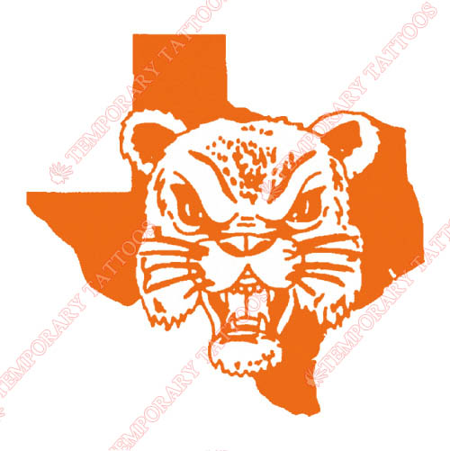 Sam Houston State Bearkats Customize Temporary Tattoos Stickers NO.6087