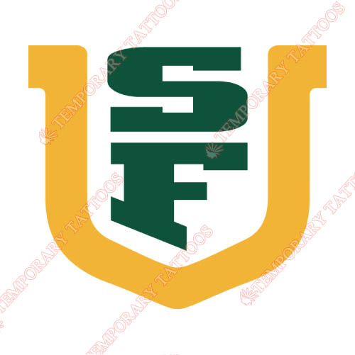 San Francisco Dons Customize Temporary Tattoos Stickers NO.6126