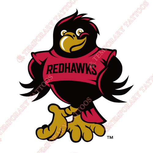 Seattle Redhawks Customize Temporary Tattoos Stickers NO.6154