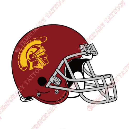 Southern California Trojans Customize Temporary Tattoos Stickers NO.6269