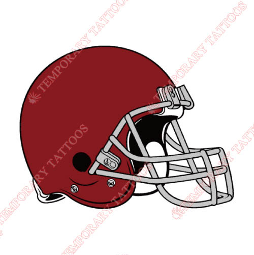 Southern California Trojans Customize Temporary Tattoos Stickers NO.6271