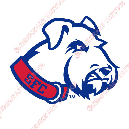 St. Francis Terriers Customize Temporary Tattoos Stickers NO.6340