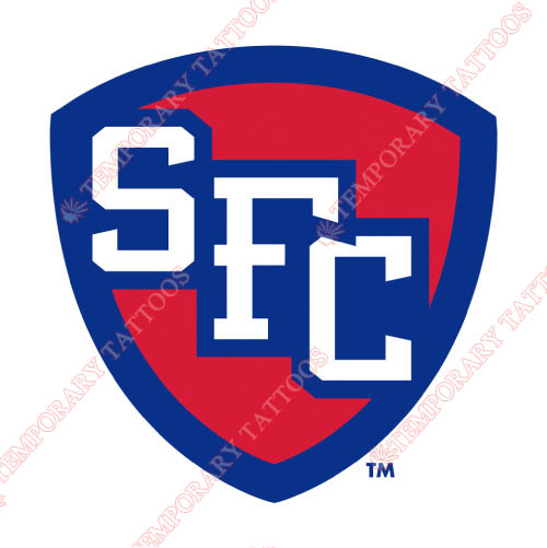 St. Francis Terriers Customize Temporary Tattoos Stickers NO.6343