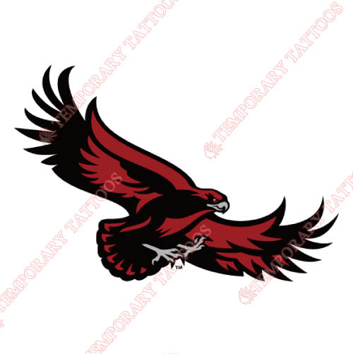 St. Josephs Hawks Customize Temporary Tattoos Stickers NO.6364