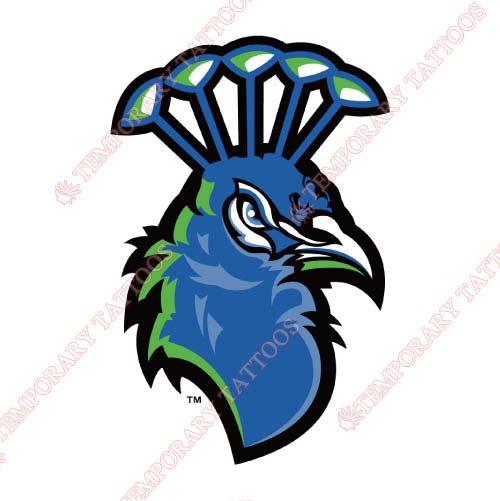St. Peters Peacocks Customize Temporary Tattoos Stickers NO.6373